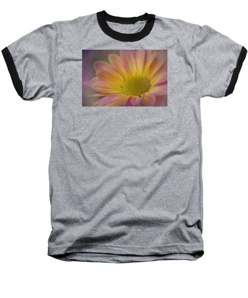 Chrysanthemum 3 Baseball T-Shirt
