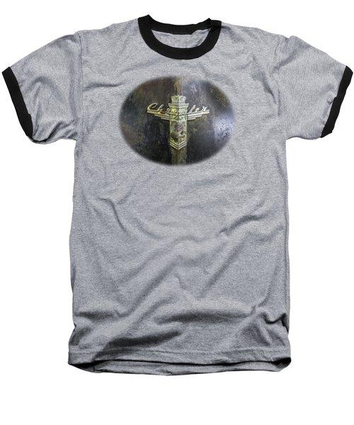Chrysler Hood Ornament Baseball T-Shirt