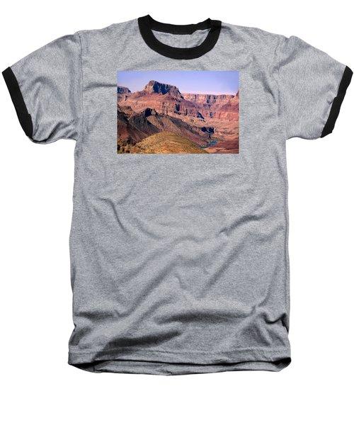 Chuar Butte  Grand Canyon National Park Baseball T-Shirt