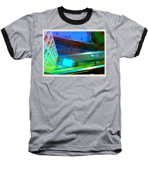 Church Dome  Baseball T-Shirt