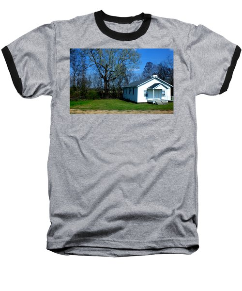 Church Highway 61 Baseball T-Shirt