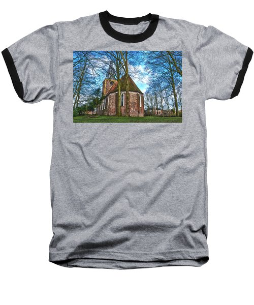 Church In Winsum Baseball T-Shirt