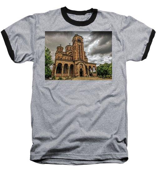 Church Of Saint Mark Baseball T-Shirt