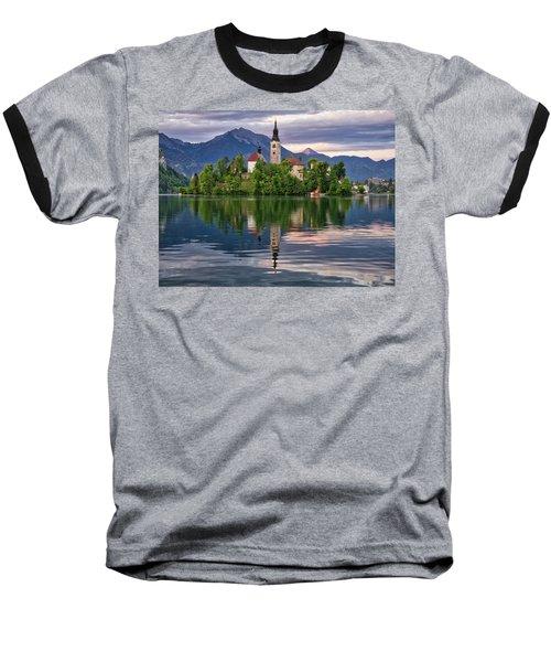 Church Of The Assumption. Baseball T-Shirt