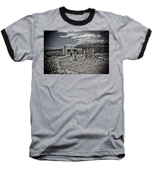 Church On The Hill Baseball T-Shirt