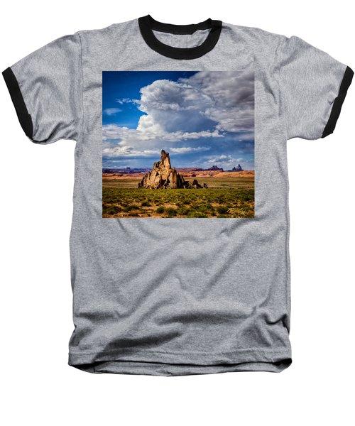 Church Rock Thunderhead Baseball T-Shirt