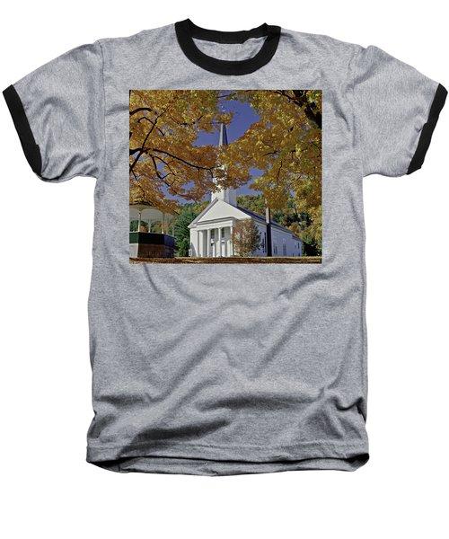 Church, Sharon Vermont Baseball T-Shirt