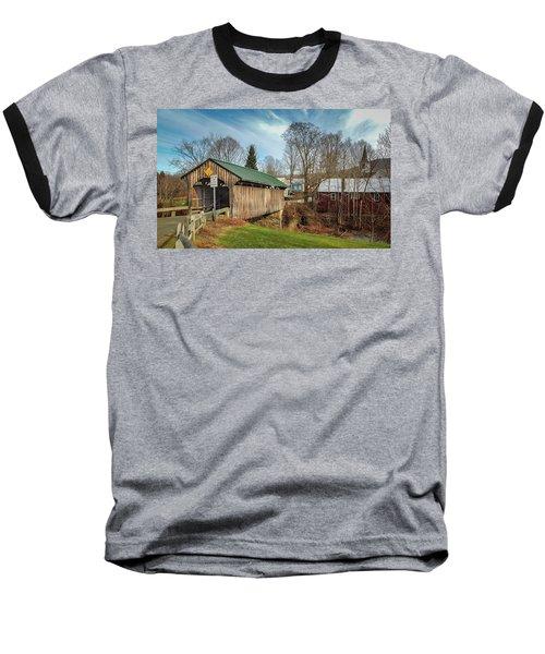 Church Street Bridge Baseball T-Shirt