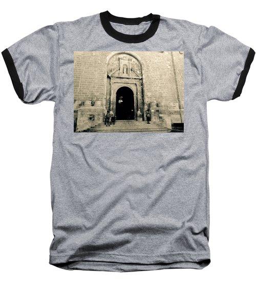 Churchdoor In Mahon Baseball T-Shirt