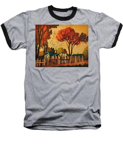 Cia's Music House Baseball T-Shirt