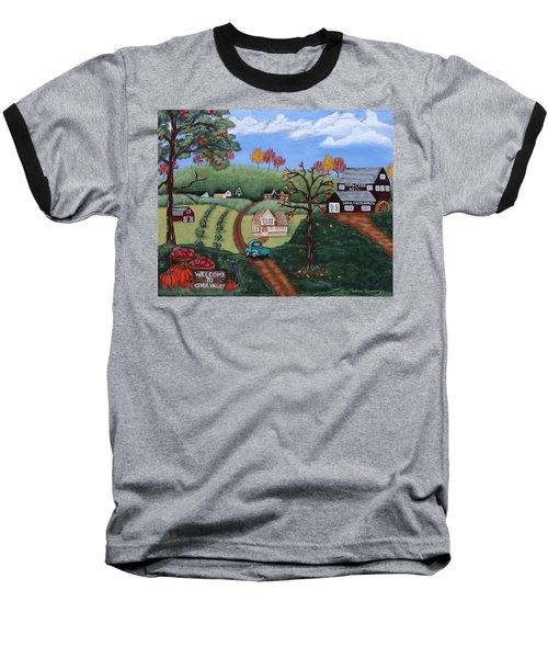 Cider Valley Baseball T-Shirt