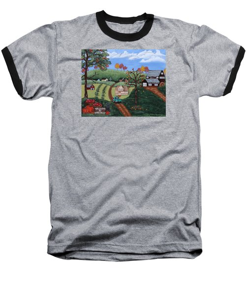 Cider Valley Baseball T-Shirt