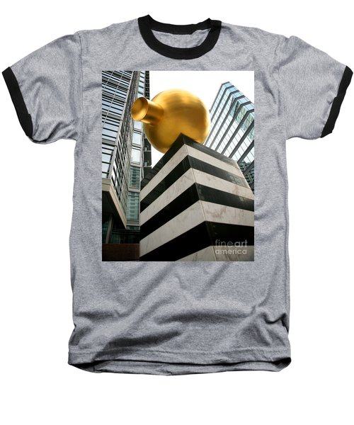 Cielo Baseball T-Shirt by Chris Dutton