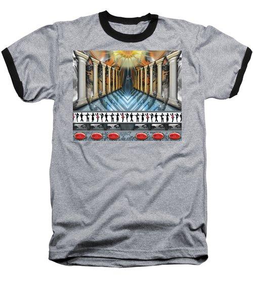 Cigar Randy's Umbrage   Baseball T-Shirt