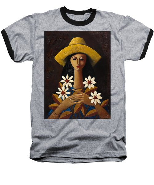 Cinco Margaritas Baseball T-Shirt