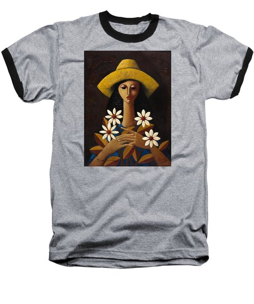 Cinco Margaritas Baseball T-Shirt