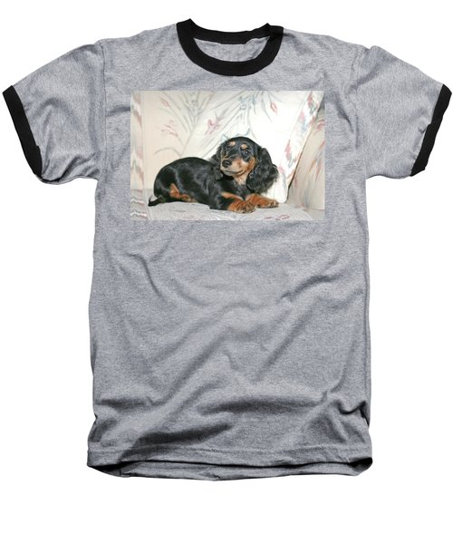 Cinder Baseball T-Shirt