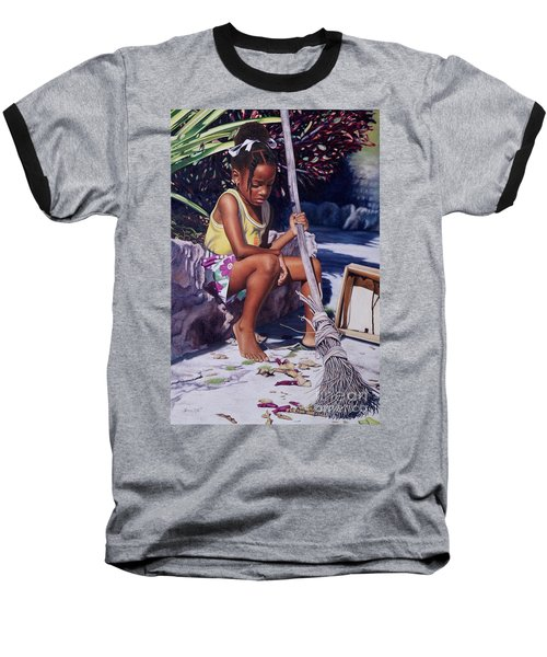 Cinderella II Baseball T-Shirt