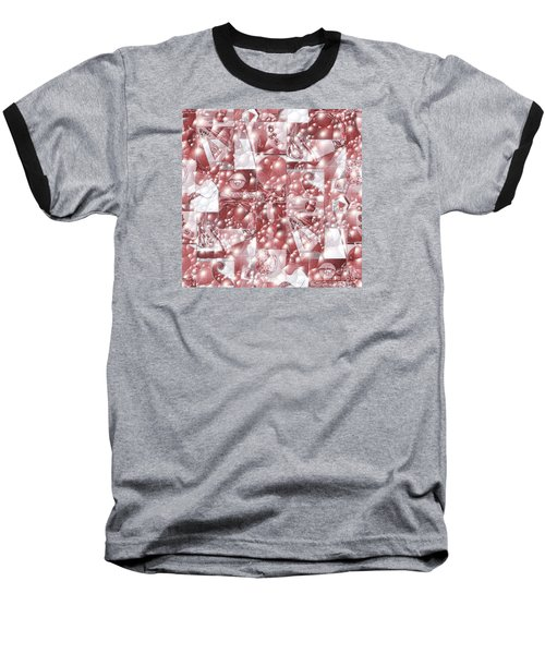 Cinnabar Carbonated Baseball T-Shirt