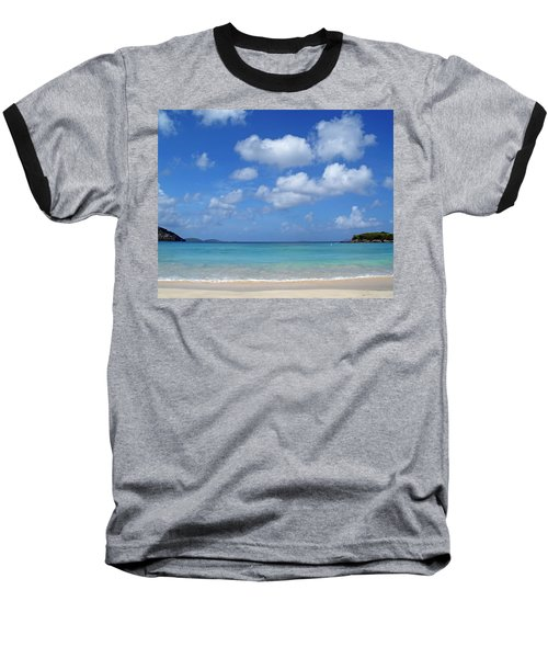 Cinnamon Bay 6 Baseball T-Shirt