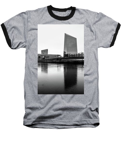 Cira Centre - Philadelphia Urban Photography Baseball T-Shirt
