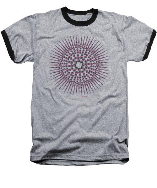 Circle Of My Eye Baseball T-Shirt