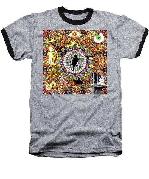 Circles Circles Circles Baseball T-Shirt