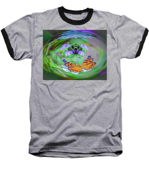 Circularity Baseball T-Shirt