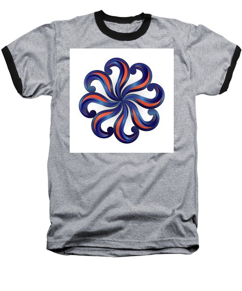 Circulosity No 2920 Baseball T-Shirt