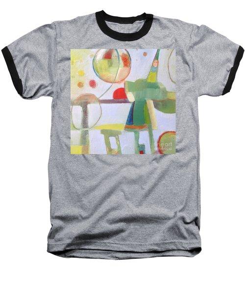 Circus Act Baseball T-Shirt