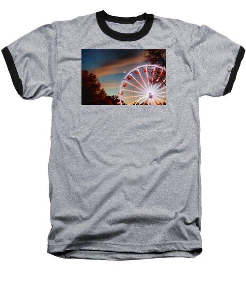 Circus Dusk Baseball T-Shirt