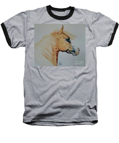 Palomino Paint - Cisco Baseball T-Shirt