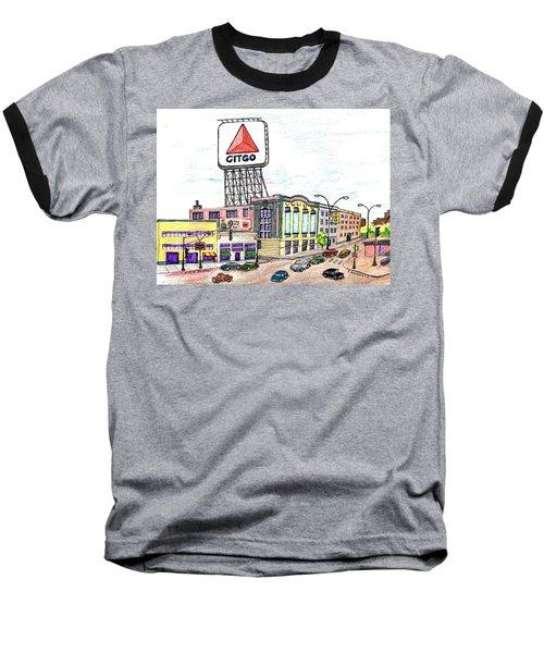 Citco Boston Baseball T-Shirt by Paul Meinerth
