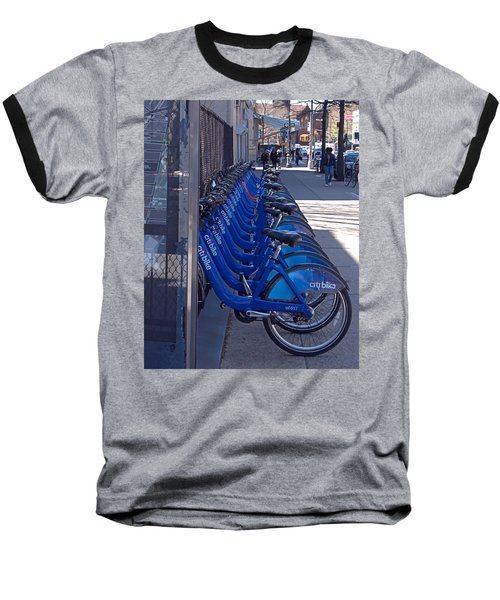 Citibike Baseball T-Shirt
