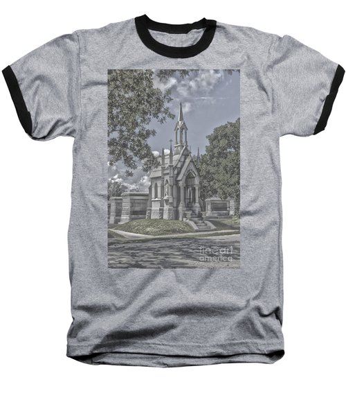 Cities Of The Dead Baseball T-Shirt
