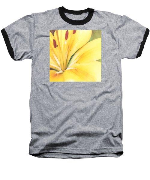 Citrine Blossom Baseball T-Shirt
