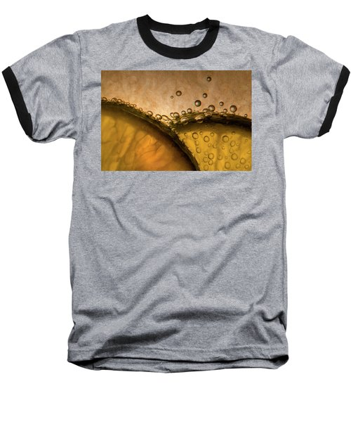 Baseball T-Shirt featuring the photograph Citrus Abstract by James Woody