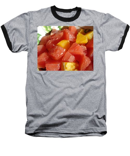 Citrus In Winter Baseball T-Shirt