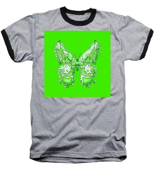 Citrusflybutterfly Baseball T-Shirt