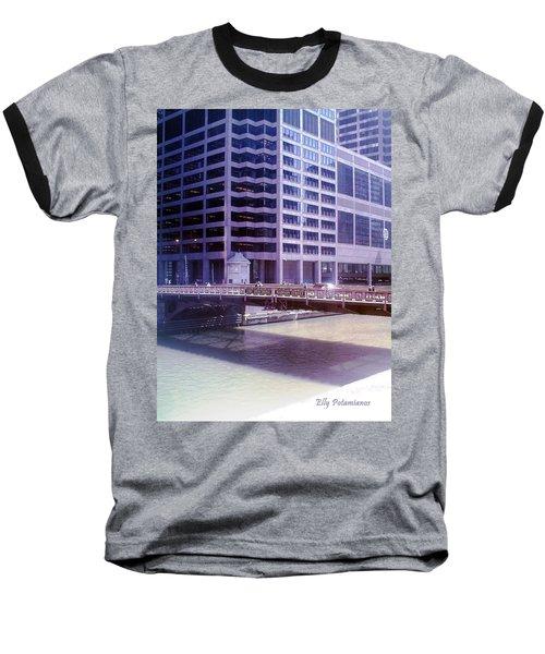 City Bridge Baseball T-Shirt