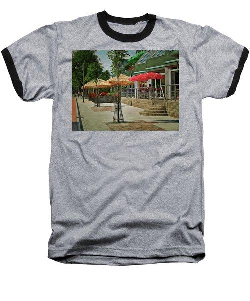 City Cafe Baseball T-Shirt