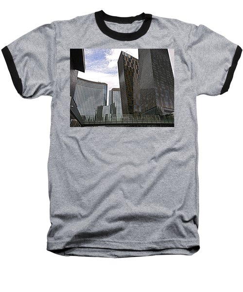 City Center At Las Vegas Baseball T-Shirt