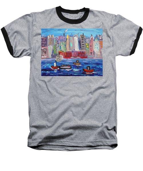 City City City Baseball T-Shirt