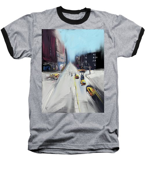 City Contrast Baseball T-Shirt