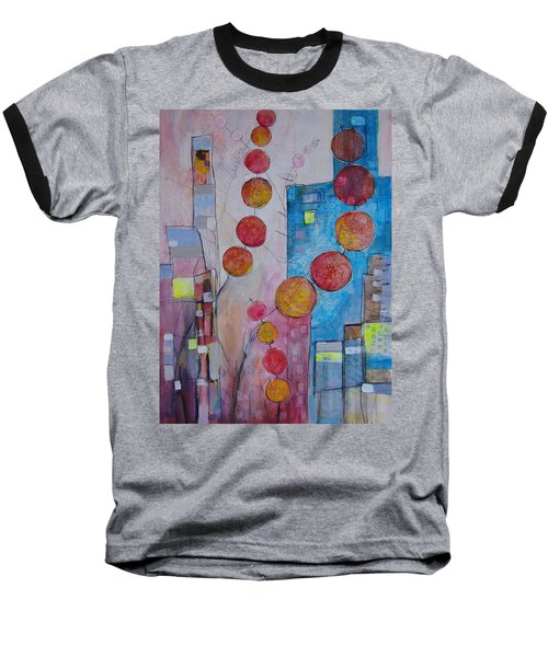 City Festival Baseball T-Shirt