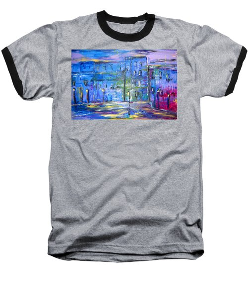 City Mouse Baseball T-Shirt