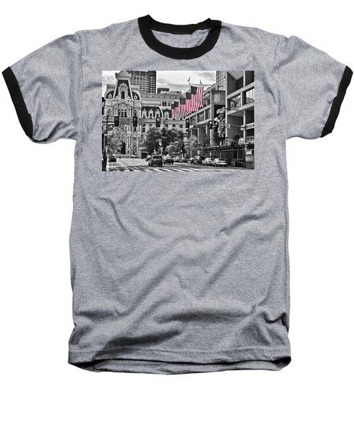 City Of Brotherly Love - Philadelphia Baseball T-Shirt
