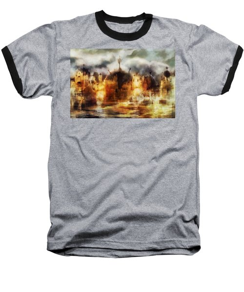 City Of Dreams Baseball T-Shirt