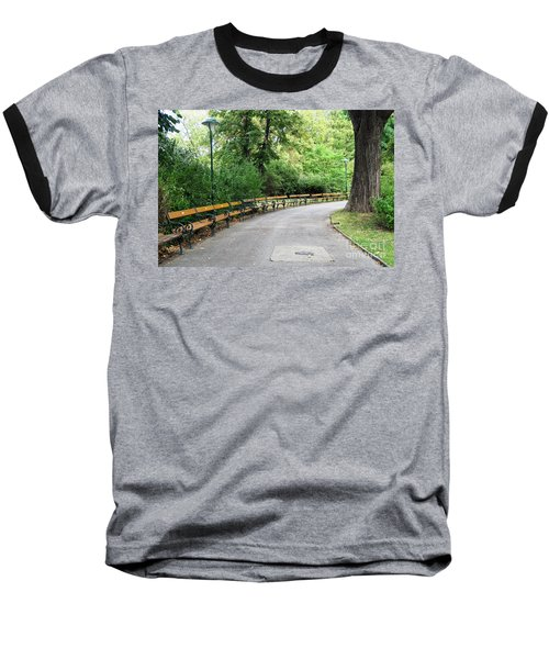 City Park, Vienna Baseball T-Shirt