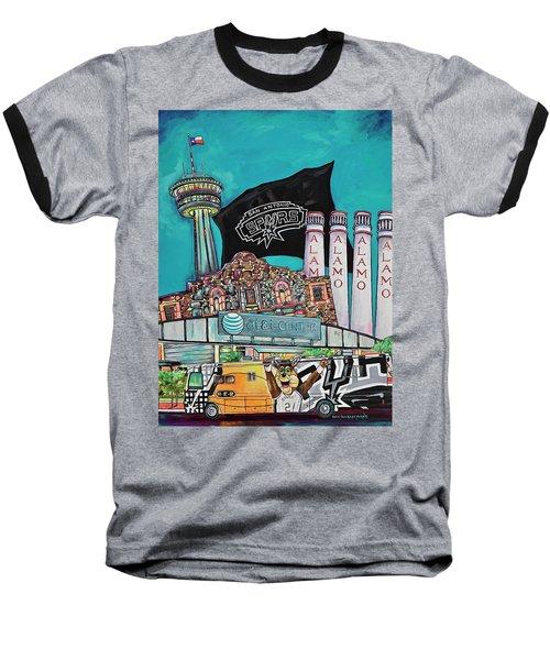 City Spirit Baseball T-Shirt